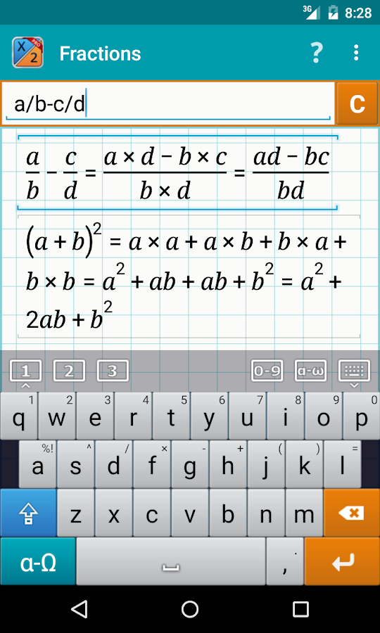 Fraction Calculator + Math PRO Screenshot 7