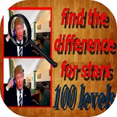 Download Full find the difference for stars-100 levels 1.1 APK