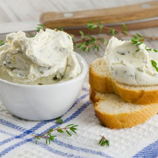 Easy Herb Cream Cheese