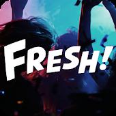 FRESH! - 生放送がログイン不要・高画質で見放題