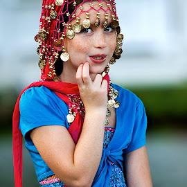 Gypsy by Sylvester Fourroux - Babies & Children Children Candids