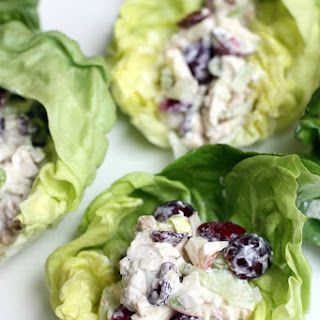 Greek Yogurt Chicken Wrap Recipes