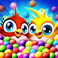 Game Birds Rescue Bubble apk for kindle fire