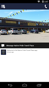 Native Pride Travel Plaza - screenshot