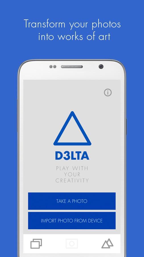 Download D3lta Photo Art App For Pc