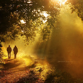 ethereal dawn by Jon Harris - People Couples
