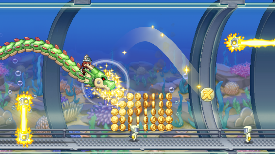 Jetpack Joyride Android App Screenshot