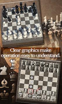 Classic chess apk screenshot