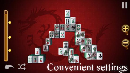 dragon online mahjong solitaire