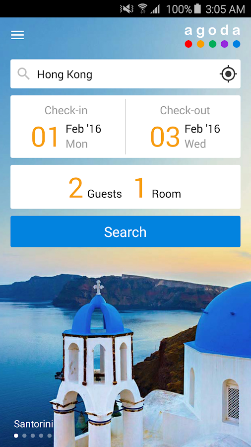 Agoda – Hotel Booking Deals Screenshot 0