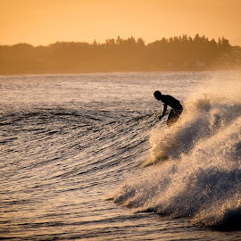 by Paul Cannon - Sports & Fitness Surfing