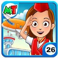 My Town : Airport pour PC (Windows / Mac)