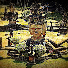 Sculpture by Rebecca Pollard - City,  Street & Park  City Parks (  )