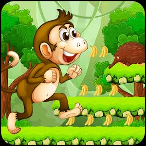 Jungle Monkey Run 2 : Banana Adventure For PC (Windows & MAC)