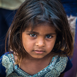 Rajasthan by Will Thierbach - Babies & Children Child Portraits ( child, desert, colorful, woman, f8 workshop, india, holi, pushka, jodhpur, portrait )