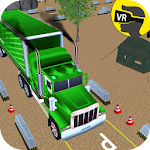 VR Truck Super Parking Icon