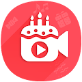 App Happy Birthday Video Maker APK for Kindle