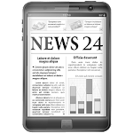 News 24 - widgets Icon