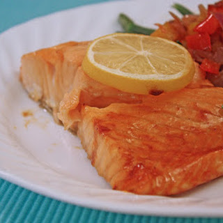 Honey And Brown Sugar Glaze For Salmon Recipes