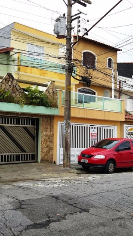 Sobrado à Venda - Vila Lucinda