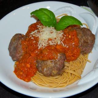 Homemade Spaghetti Sauce With Carrots Recipes