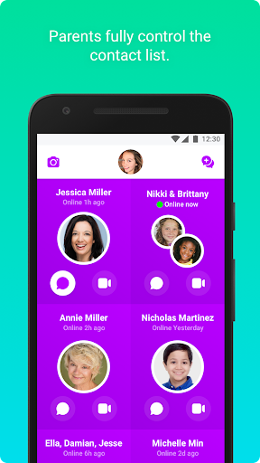 Messenger Kids  Safer Video Calls and Texting For PC