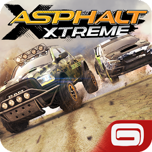 Asphalt Xtreme: Offroad Racing Icon