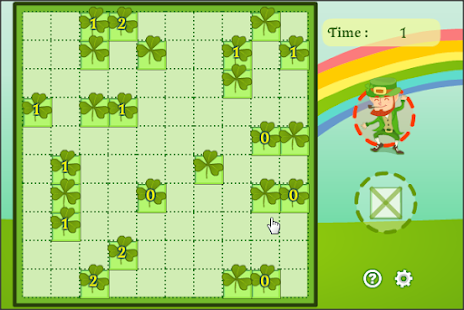 Green Leprechauns - screenshot