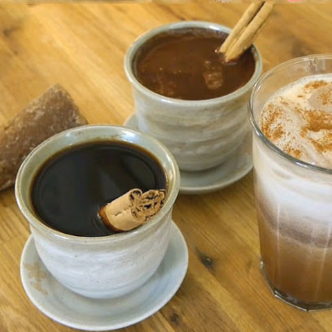 Mexican Coffee Three Ways (Spiced, Chocolate & Iced) - Cafe de Olla