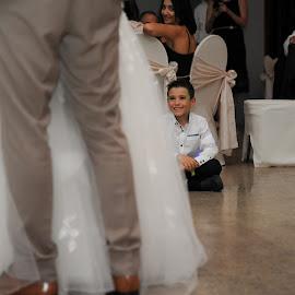 by Lindie Furstenberg - Wedding Reception