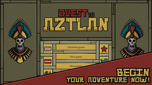 Quest to Aztlan - screenshot