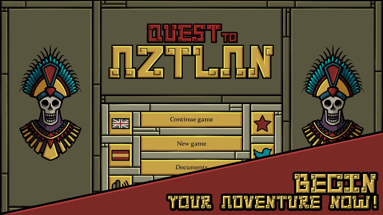 Quest to Aztlan Screenshot 17