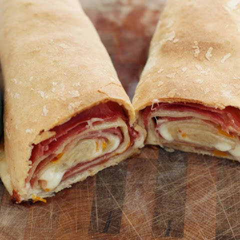 Easy To Make Stromboli