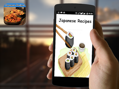 Japanese Quick and Easy Recipe - screenshot
