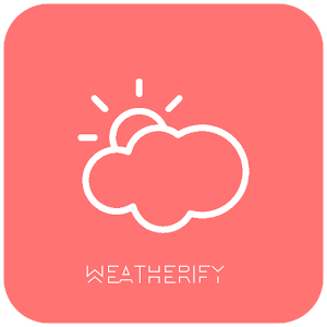 Weatherify-Simple Flat Weather