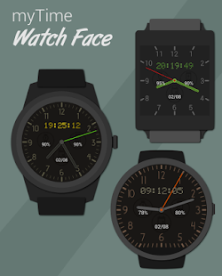 myTime Watch Face
