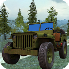 Off-Road 4x4 Hill 3d Simulator