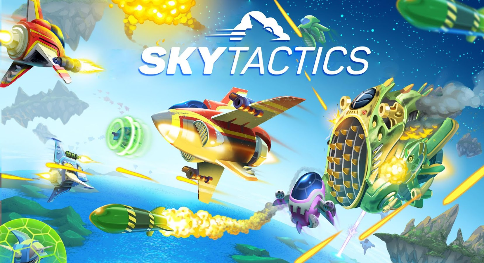 Sky Tactics Screenshot 4