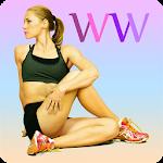Women Workout: Home Gym & Cardio Icon