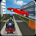 Highway Traffic Car Stunt On Train APK baixar