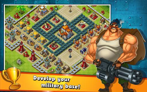 Jungle Heat: War of Clans screenshot 10