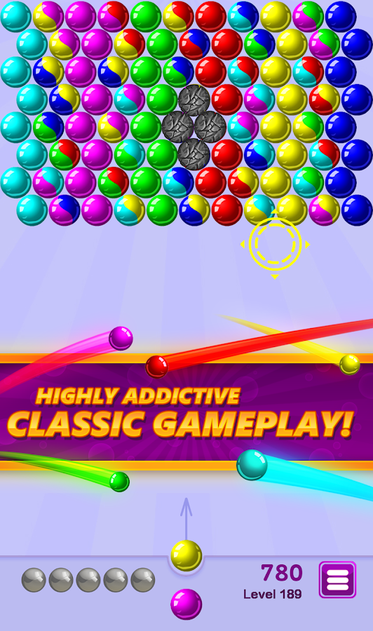 Bubble Shooter Arcade Screenshot 0