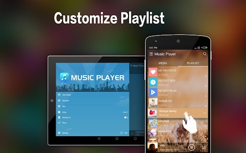 Free Download Music Player - Mp3 Player APK for Blackberry