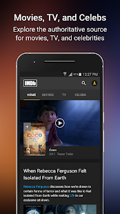 Free IMDb Movies & TV APK for Windows 8