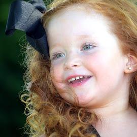 London by Deborah Lucia - Babies & Children Child Portraits ( child, red, curls, smile, hair )