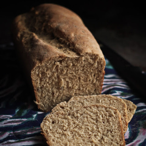 100% Whole Wheat Bread (My Version With Some Tricks & Tips)