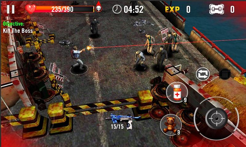 Zombie Overkill 3D Screenshot 5