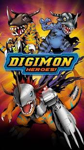Digimon Heroes! apk screenshot