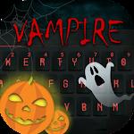 Halloween keyboard Theme - Vampire Icon