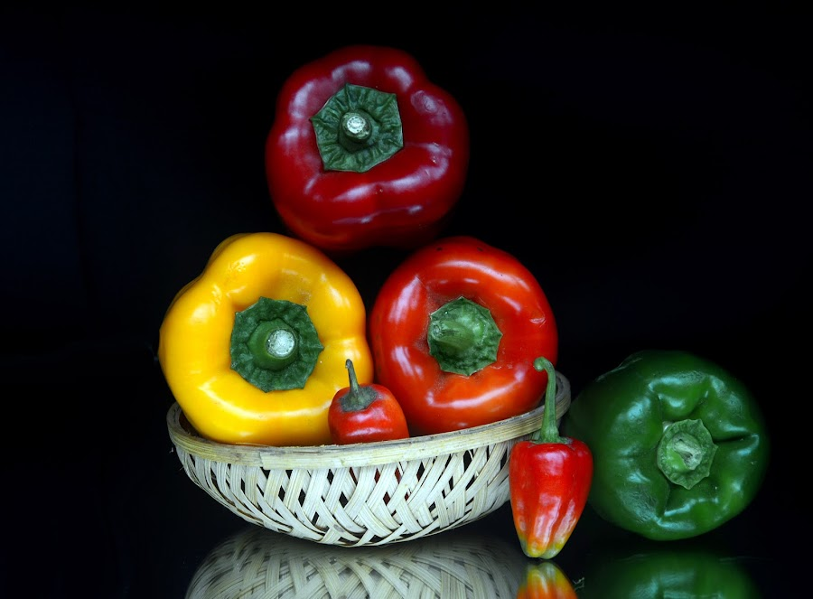 Capsicum  by Asif Bora - Food & Drink Fruits & Vegetables (  )